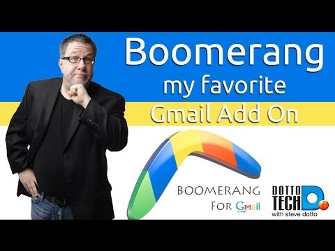 Boomerang for Gmail - The Essential Add On