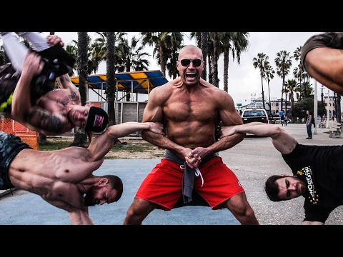 SANTA MONICA TAKEOVER: Bodyweight Russian Beasts feat Denis Semenikhin, Islam Badurgov