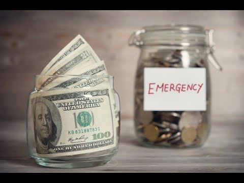 Money 101 | Emergency savings: How to protect your future financial security