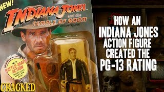 How An Indiana Jones Action Figure Created The PG-13 Rating