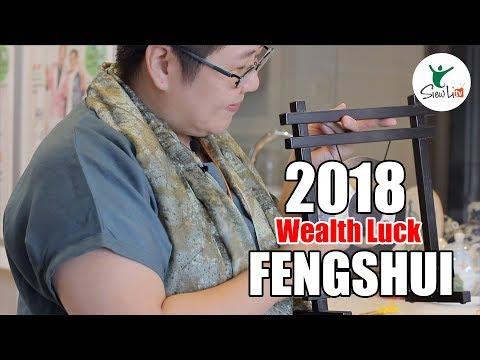 2018 Wealth Luck Fengshui