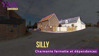 Silly -  Fermette avec grange en vente par Yak Immo