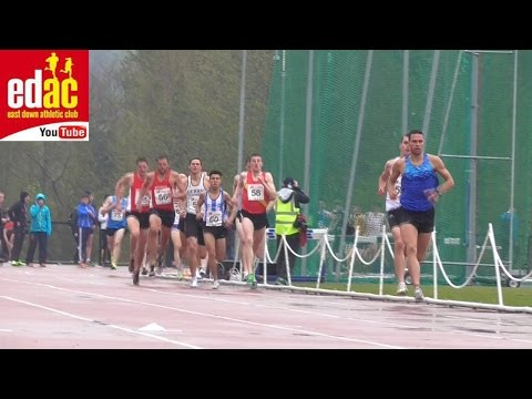 Belfast International | IMC | Men's 800m | A Race