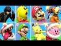 Super Smash Bros Ultimate All Characters Dizzy Animations