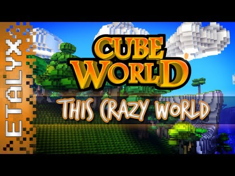 Cube World - Explore This Crazy World That We Live In!