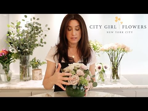 DIY - HOW TO HELP YOUR FLOWERS STAY FRESH & BEAUTIFUL (QUICK VERSION)