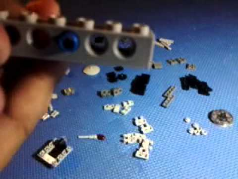 How to make a star wars lego spaceship part 1