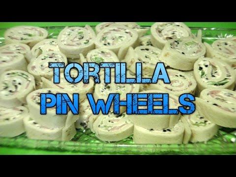 Tortilla Pin Wheels