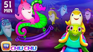 ChuChu TV Baby Shark - Park Song and Many More Videos   Popular Nursery Rhymes Collection