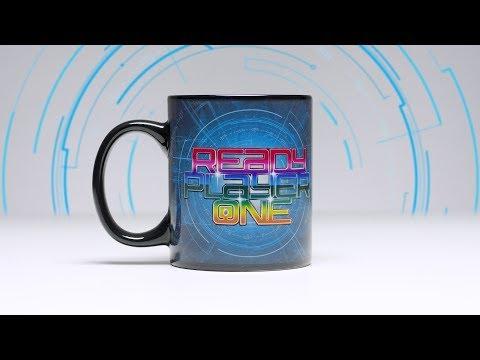 Ready Player One Heat Change Mug | Paladone
