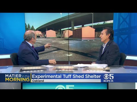At Issue: Sheltering Oakland's Homeless