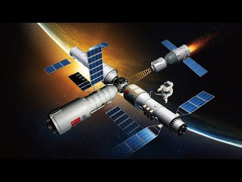 China and UN work on increased space station cooperation