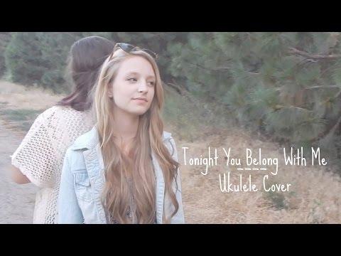 Tonight You Belong With Me // Ukulele Cover