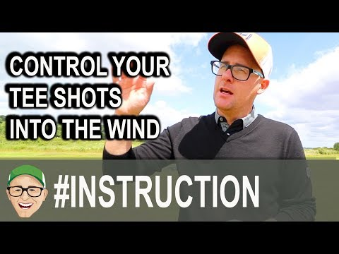 IMPROVE YOUR TEE SHOTS IN THE WIND