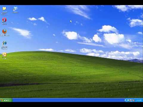 Windows XP- Change size of web page content