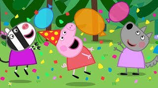 Peppa Pig English Episodes 🎉 It