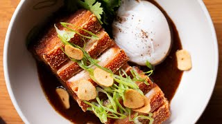 Pork Belly Adobo by Chef Leah Cohen
