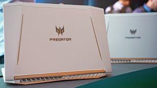 Acer Predator Helios 300 & 500 Hands-On!