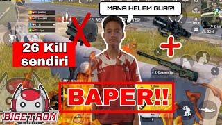 BTR ZUXXY NGAMBEK SKILLNYA KELUAR!!! - PUBG MOBILE INDONESIA