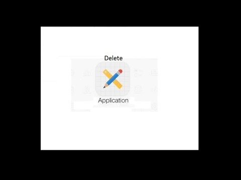 Oracle APEX:5 Delete | Remove Application on Oracle Apex 5