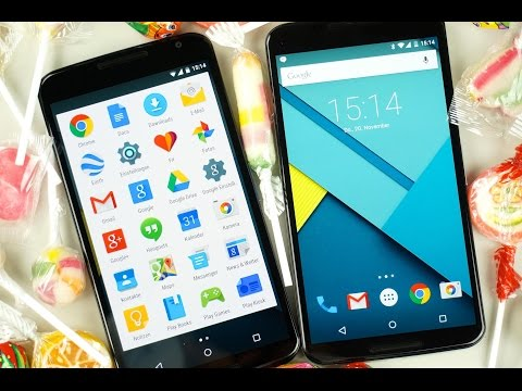 Sync your Android Contacts with Google | Android L