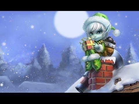 FAN GIFT - Earnest Elf Tristana - SKINS FOR ALL