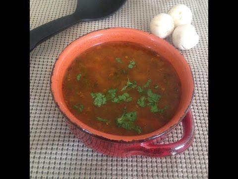 Easy Homemade Mushroom Soup Recipe