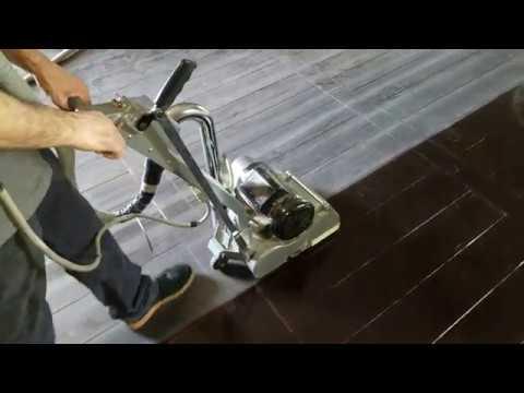 Recoat Distressed Hardwood Floor San Diego. www.sdhardwoods.com 858-699-0072