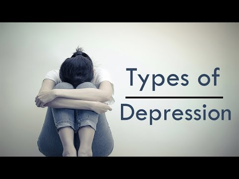 What Are the Different Types of Depressive Disorders