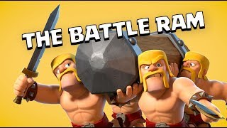 Clash of Clans: The Barbarian