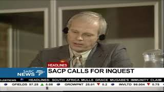 SABC News Headlines @19h00   18 August 2017
