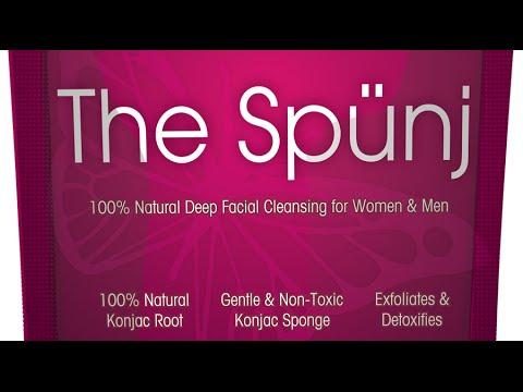 Trim Healthy Naturals: The Spünj - Deep-Cleansing Facial Exfoliator