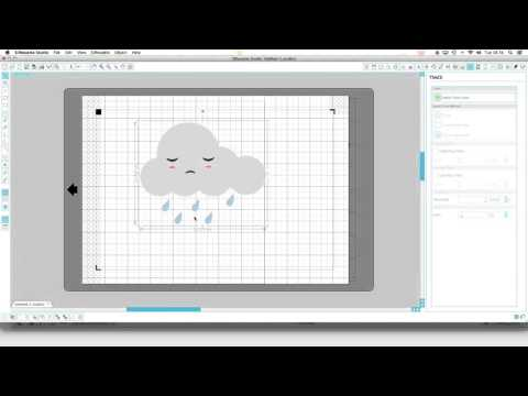 DIY Planner Stickers: How to make stickers from clipart in your Silhouette software