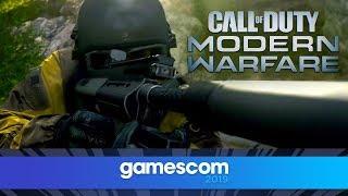 Call of Duty: Modern Warfare - FULL Presentation | Gamescom 2019 | Opening Night Live