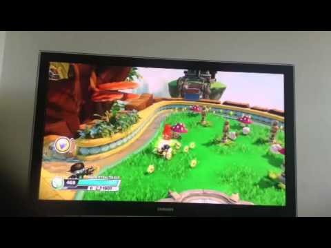 How to get lots of money in skylanders swap force