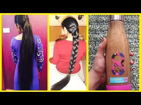 GET SILKY, SHINY, SOFT, SMOOTH & GLOSSY HAIR NATURALLY | HOMEMADE SHAMPOO FOR DRY & DAMAGED HAIR