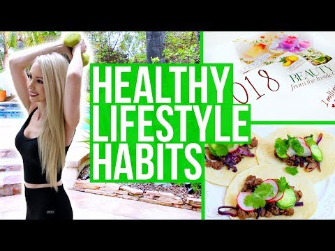 10 HEALTHY HABITS TO SLAY 2018!