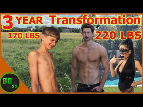 Xxx Mp4 How I Went From Being Tall And Skinny To SUPER RIPPED The Truth 3gp Sex