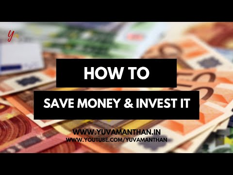 How to save money and invest it with manu pushkar || YuvaManthan Live