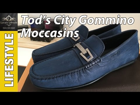 Tod's City Gommino Moccasins Shoe Review