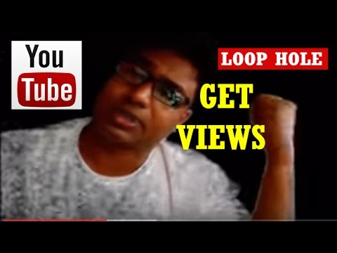 YouTube Loophole !! Trick to get too much views & watch time quickly on your YouTube videos