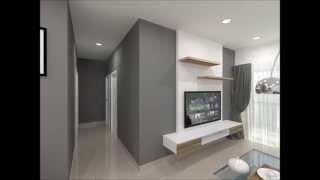 OUG Parklane Apartment 3D Interior Design Walkthrough