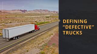 When are Vehicle Parts Manufacturers Legally Liable for Trucking Accidents  - Richard Schibell