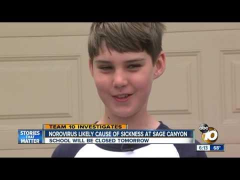 Sage Canyon School closes after virus outbreak   10News com KGTV ABC10 San Diego