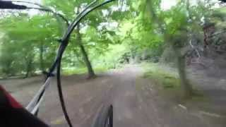 Epping MTB Trails - Mount Pleasent to Kate's Cellar