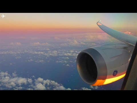 *FULL FLIGHT* Thomson B787-8 Dreamliner- Punta Cana (PUJ) to Manchester (MAN)
