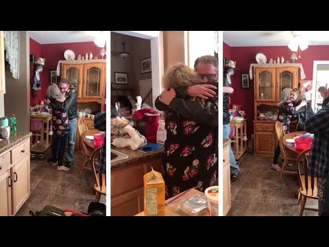 Mum Reunited With Son After 44 Years