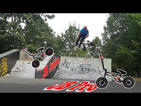 JB Junior & JB Pro by Max Rider