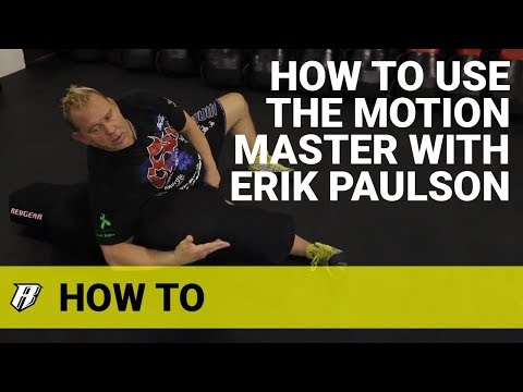 How to Use The Motion Master with Erik Paulson