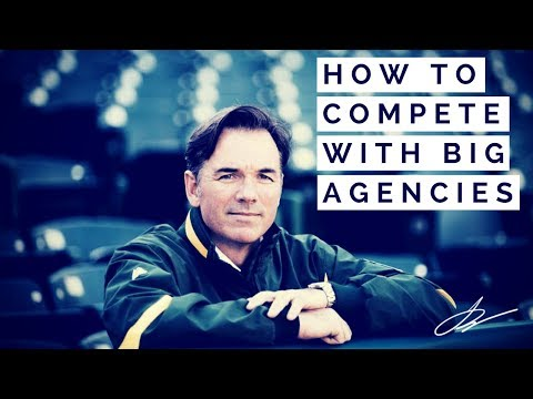 HOW CAN YOU COMPETE WITH THE BIG AGENCIES? | SwenkToday #81